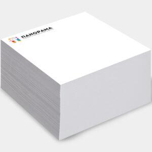 фирменные блоки для записей