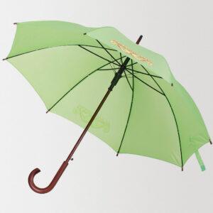 Зонт-трость Unit Standard с нанесением логотипа