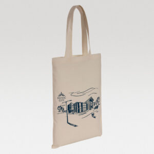 Холщовая сумка с нанесением