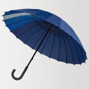Зонт-трость «Спектр» с нанесением логотипа