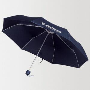 Зонт складной Unit Light с нанесением логотипа