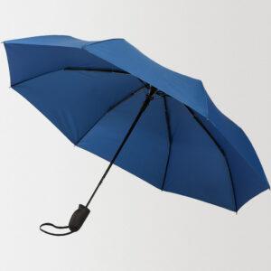 Складной зонт Magic с проявляющимся рисунком с нанесением логотипа