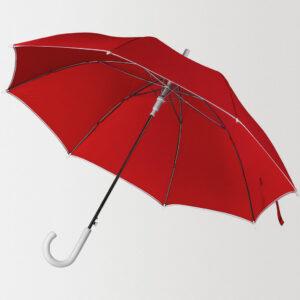 Зонт-трость Unit Color с нанесением логотипа