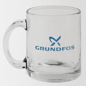 Кружка Promo Glass с нанесением логотипа