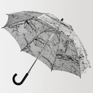 Зонт-трость Marble с нанесением логотипа
