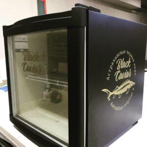 оклейка холодильного оборудования